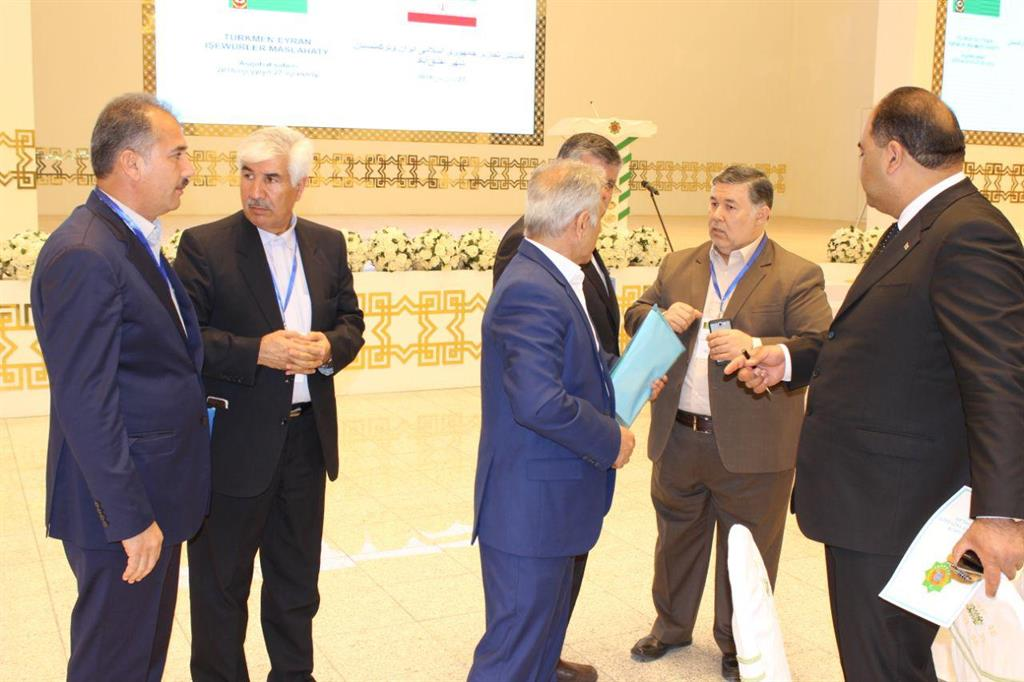 Increasing Consultations and Economic Cooperation of the Association of Investors of Anzali Free Zone with Turkmenistan